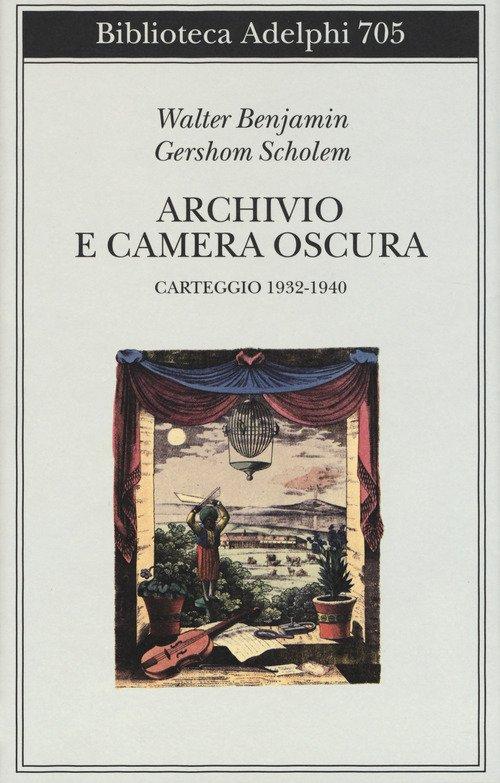 Archivio e camera oscura. Carteggio 1932-1940