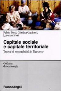 Capitale Sociale E Capitale Territoriale. Tracce Di Sostenib
