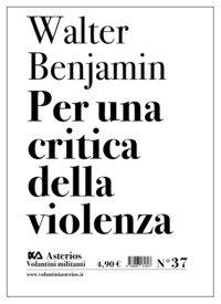 Per una critica della violenza