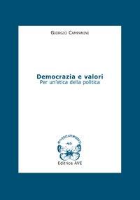 Democrazia e valori
