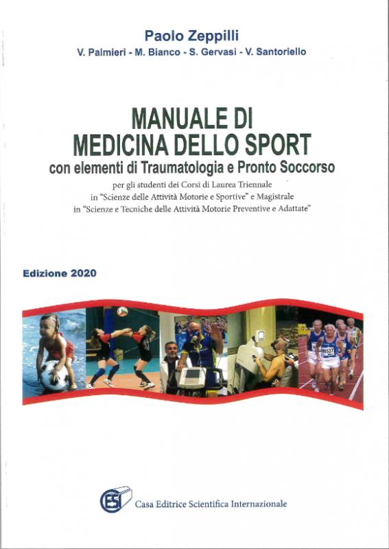 Manuale Di Medicina Dello Sport Con Elementi Di Traumatologia E Pronto Soccorso