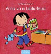 Anna va in biblioteca
