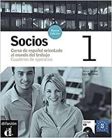 Socios 1 Nueva Edicion. Cuaderno De Ejercicios+cd