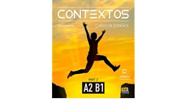Contextos A2/b1 - Libro Del Alumno