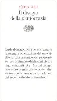 Il disagio della democrazia