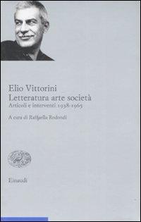 Letteratura arte società