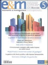 Economia & management