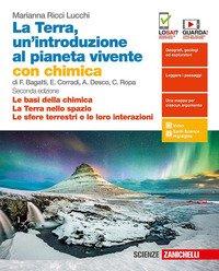 Terra, Un`introduzione Al Pianeta Vivente. Con Chimica (le Basi Della Chimica -la Terra Nello Sp...