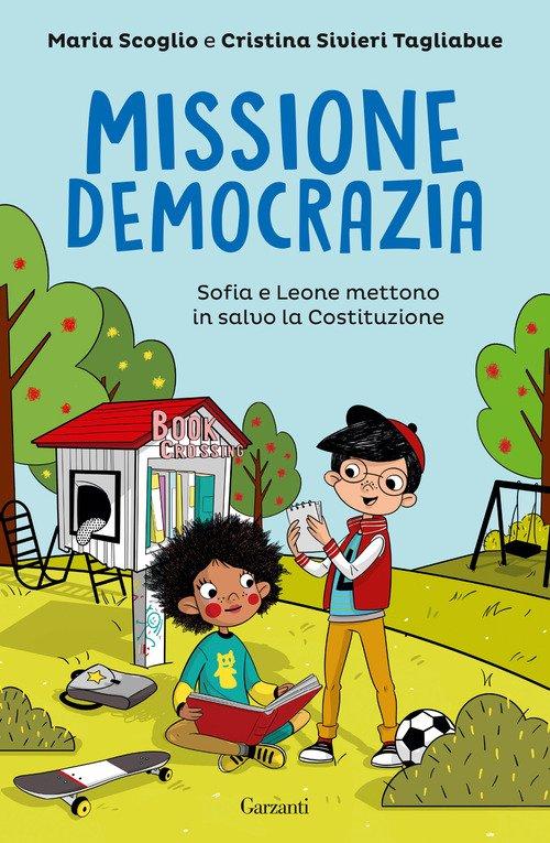 Missione democrazia. Sofia e Leone mettono in salvo la Costituzione
