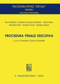 Procedura penale esecutiva