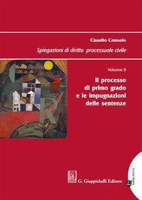 Spiegazioni di diritto processuale civile