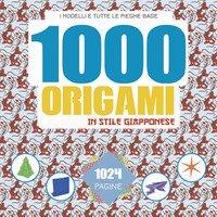 1000 origami in stile giapponese