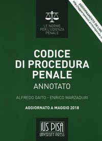 Codice di procedura penale annotato