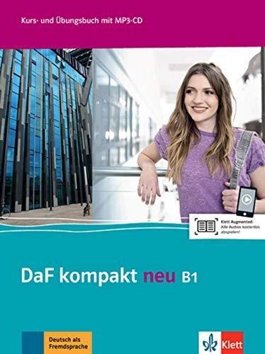 Daf Kompakt Neu B1 Kurs Und Ubungsbuch
