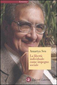 La libertà individuale come impegno sociale