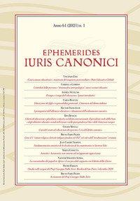 Ephemerides Iuris canonici