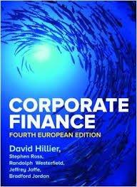 Corporate Finance. European Edition