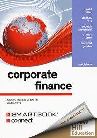 Corporate finance + connect (bundle) Con Contenuto digitale per download e accesso on line
