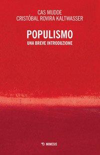 Populismo. Una breve introduzione