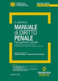 Manuale breve di diritto penale