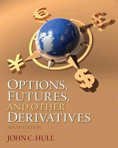 Options Futures And Other Derivatives 9ed.