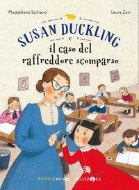 Susan Duckling e il caso del raffreddore scomparso. Piccole piume