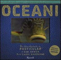 Oceani. Un libro illustrato in Photicular®