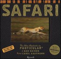 Safari. Un libro illustrato in Photicular®