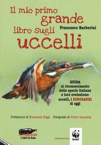 Il mio primo grande libro sugli uccelli. Guida al riconoscimento delle specie italiane e loro evoluzione: uccelli, i dinosauri di oggi