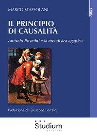 Il principio di casualità. Antonio Rosmini e la metafisica agapica