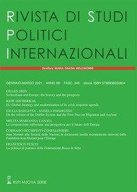Rivista di studi politici internazionali