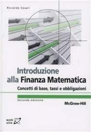 Introduzione alla finanza matematica. Vol. 1: Concetti di base.