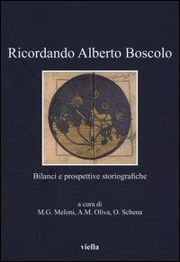 Ricordando Alberto Boscolo. Bilanci e prospettive storiografiche