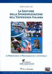 La gestione della sponsorizzazione nell'esperienza italiana