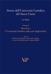 Storia dell'Università Cattolica del Sacro Cuore