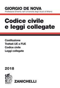Codice civile e leggi collegate 2018