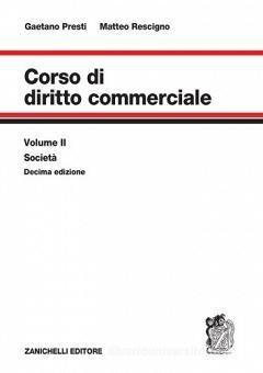 Corso Di Diritto Commerciale V.2